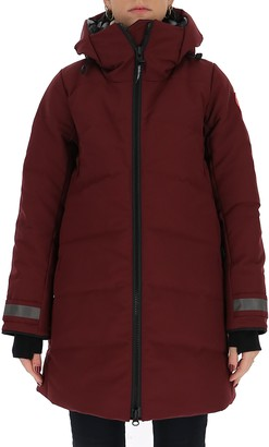 Canada Goose Hooded Down Parka