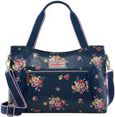 Cath Kidston Mallory Bunch Zipped Handbag