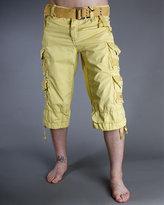 Jet Lag Long Cargo Shorts