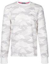 Loveless - camouflage sweatshirt - men - Cotton/Polyester/Tencel - 1