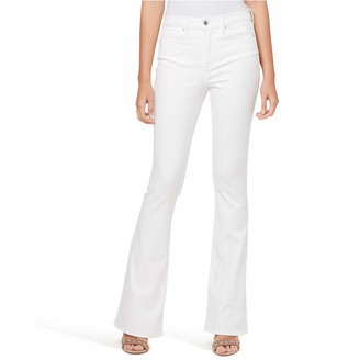 Jessica Simpson Women's Misses Adored High Rise Flare Jean