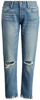 Denim & Supply Ralph Lauren High-Rise Tapered Jean