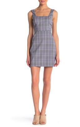 re:named apparel Libby Sleeveless Mini Dress