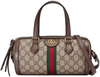 Gucci Ophidia GG small Boston bag