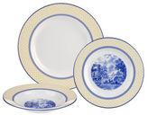 Spode 3-Pc Giallo Dinnerware Set, Blue