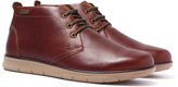 Barbour Bowlam Tan Leather Chukka Boots
