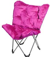 Girl's 3C4G 'Sparkle' Butterfly Chair