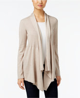 Style&Co. Style & Co. Ribbed Open-Front Cardigan, Only at Macy's