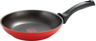 Bugatti Casa Non-Stick Aluminium Frying Pan - Red - 20cm