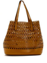 Street Level Laser Cut Tote
