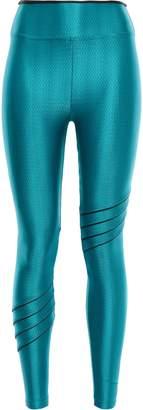 Koral Metallic Textured Stretch Leggings