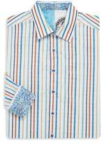 Robert Graham Big & Tall Teepee Woven Shirt