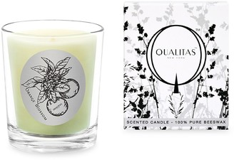 Qualitas Candles Orange Blossom Beeswax Candle