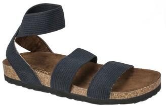 White Mountain Pull-On Sandals - Harlequin