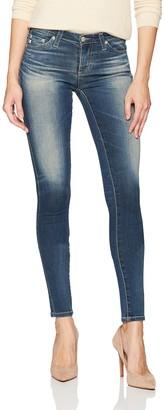 AG Jeans Women's the Legging Super Skinny Destructed Jean