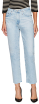 AG Adriano Goldschmied Phoebe High-Waisted Cropped Skinny Jean