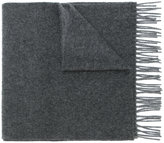 Canali fringed scarf - men - Cashmere - One Size