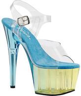 Pleaser USA Women's Adore 708MCT Ankle-Strap Platform Sandal