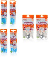 Vital Baby Cutlery Kit, Baby Boy
