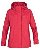 Trespass Childrens Girls Nasu Hooded Waterproof Jacket/Coat