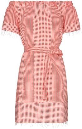 Lemlem Semira off-the-shoulder printed dress