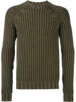 Tod's ribbed knit jumper