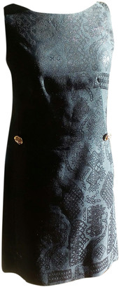 Christian Lacroix Black Synthetic Dresses