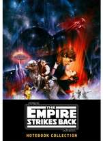 Star Wars the Empire Strikes Back Notebook Collection (Paperback)