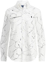 Polo Ralph Lauren Relaxed Painted Oxford Shirt