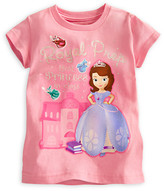 Disney Sofia the First Tee for Girls