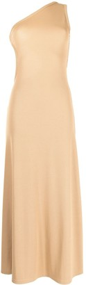 CHRISTOPHER ESBER One-Shoulder Cutout Dress
