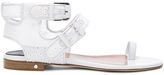 Laurence Dacade Eyelet Diego Sandals