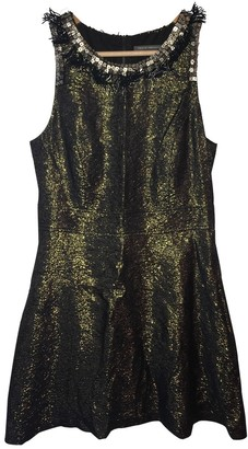 Twelfth St. By Cynthia Vincent Metallic Dress for Women