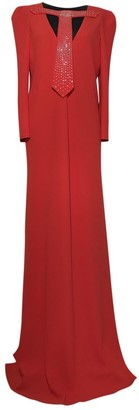 Sonia Rykiel Red Synthetic Dresses