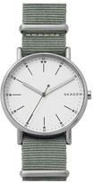 Skagen Men's Hagen Nylon Strap Watch