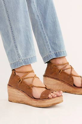 A.S.98 Maya Wrap Wedges