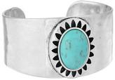 Lucky Brand Turquoise Openwork Bracelet