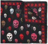 Alexander McQueen Skull scarf - women - Silk - One Size