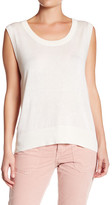 Zadig & Voltaire Mark Deluxe Silk Blend Sleeveless Sweater