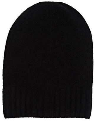Barneys New York Women's Cashmere Knit Beanie - Black