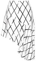 Balenciaga Printed Skirt