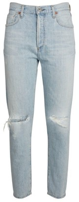 Citizens of Humanity Liya Classic Straight Jeans