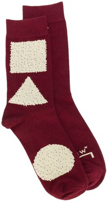 A-Cold-Wall* Printed Socks