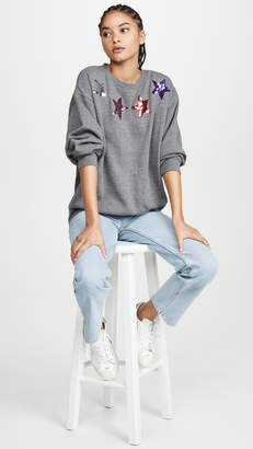South Parade Alexa Star Collar Sweatshirt