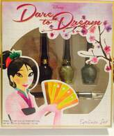 Disney Dare to Dream Mulan Eyeliner Set Defining Destiny by