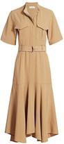 A.L.C. Emma Safari Midi Dress