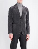 Ralph Lauren Purple Label Slim-fit cotton and cashmere-blend corduroy jacket