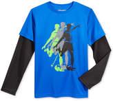 Champion Graphic-Print T-Shirt, Big Boys (8-20)
