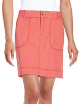 Lord & Taylor Cargo Skirt