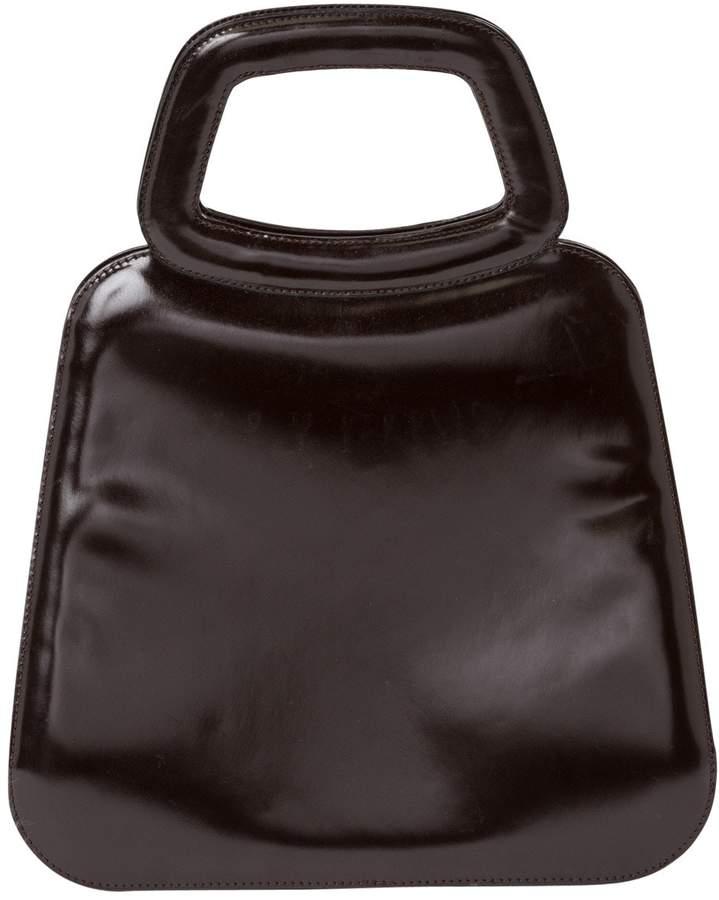 Giorgio Armani Patent leather handbag